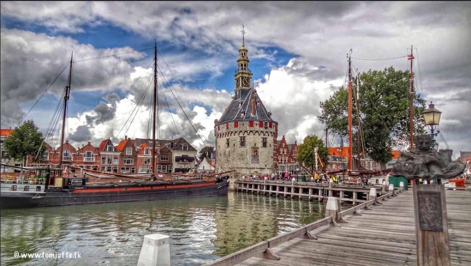 Hoofdtoren, Hoorn defense tower from 1531
