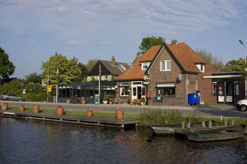 Oude Meer Cafe Resturant Wink
