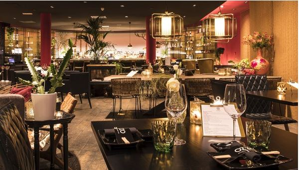 Sassenheim Van Der Valk Hotel Restuarant