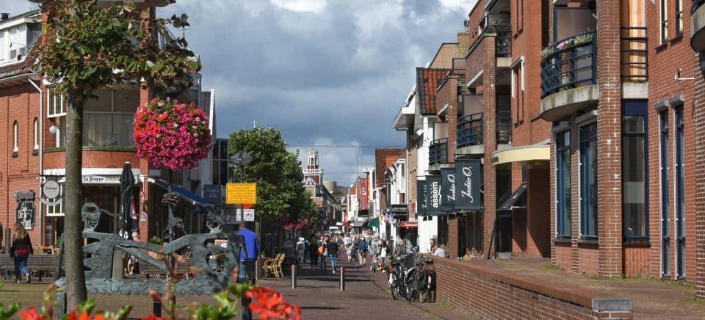 Shopping in Noordwijk