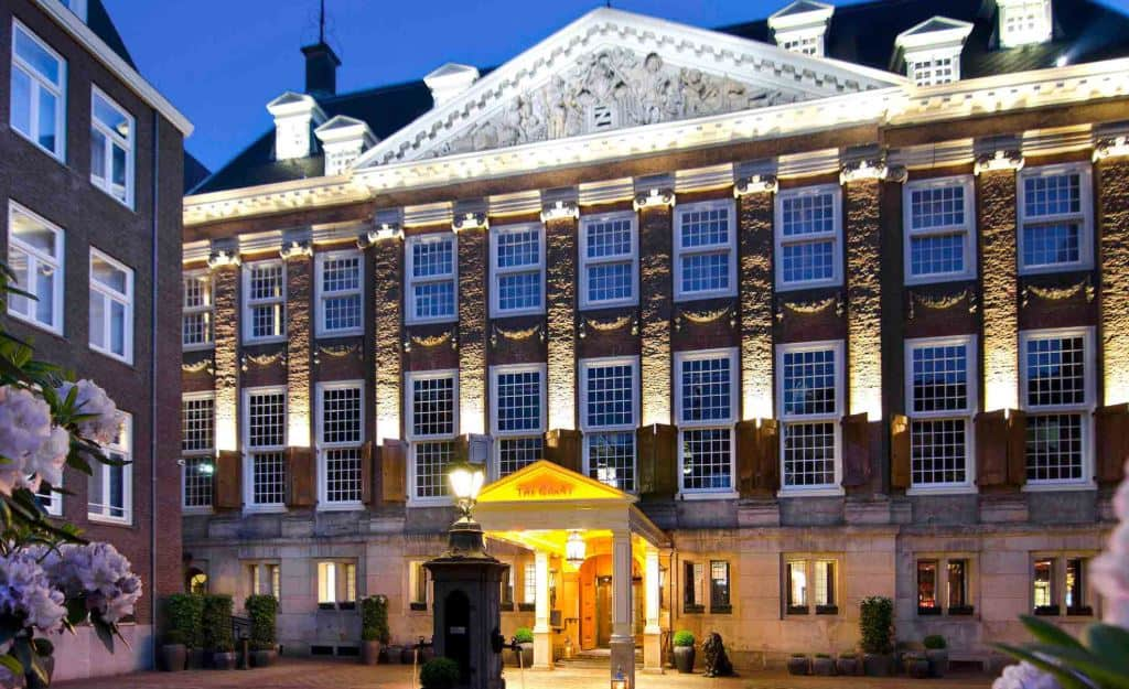 Sofitel Legend The Grand Amsterdam Hotel