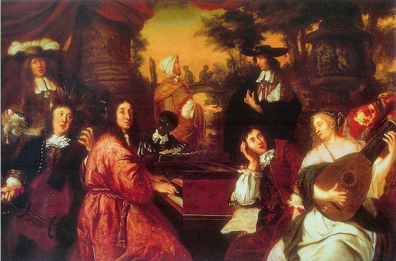 Voorhout Museum - Johannes Voorhout Painting