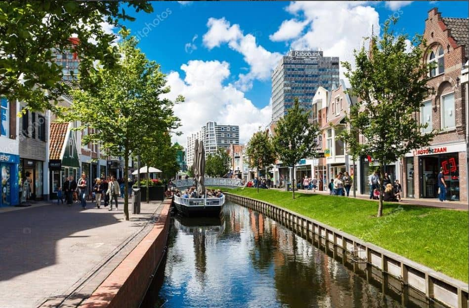 Zaandam Town Center