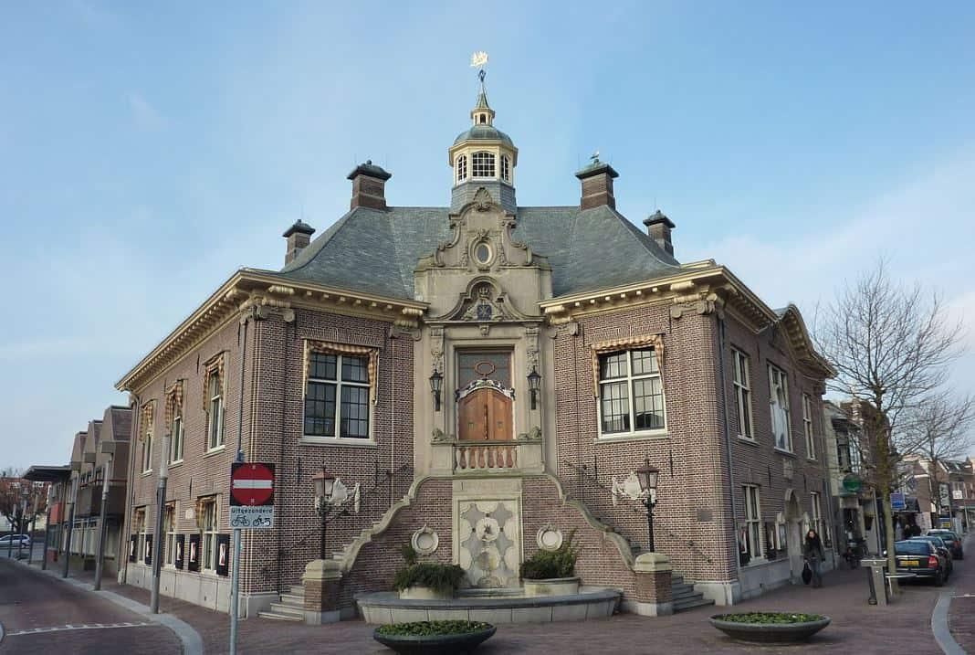 Zandvoort City Hall