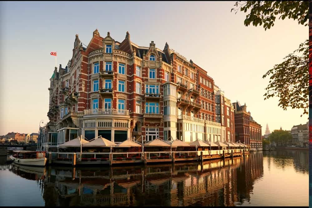 Hotel De L'Europe Amsterdam By the Lake